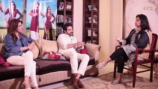 Mehwish Hayat and Humayun Saeed: Interview of team Punjab Nahi Jaungi by DJ Shahpara