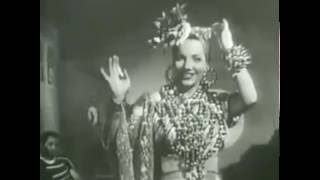 """Trecho do filme """"Banana da terra"""", de Rui Costa - """"O que é que a baiana tem"""", por Carmen Miranda"""