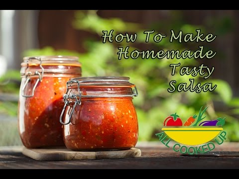 Xxx Mp4 How To Make Tasty Homemade Salsa As Hot As You Like It 3gp Sex