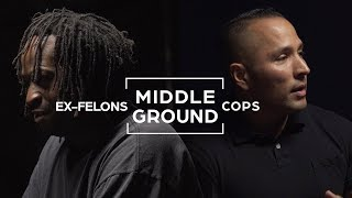 Cops And Ex-Felons Seek To Find Common Ground