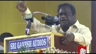 Kaduvetti Guru's Controversial speech at Mahabalipuram PMK meeting - Junior Vikatan