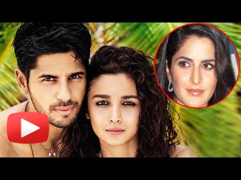 Xxx Mp4 Katrina Kaif REACTS On Sidharth Malhotra Alia Bhatt Break Up 3gp Sex