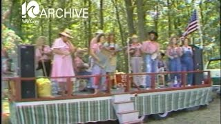 WAVY Archive: 1980 Newport News Republican Party Cook-Out