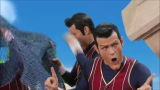 We Are Number One but it's converted directly from MP3 to MIDI