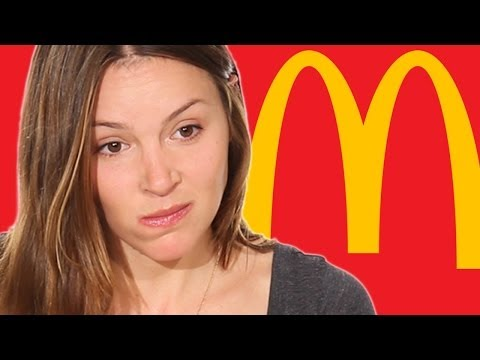 Americans Try McDonald s For The First Time