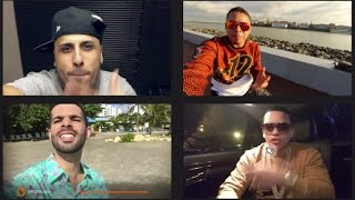 Una Cita Remix -  Alkilados /(Video SELFIE Oficial )