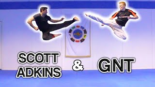 Scott (Boyka) Adkins & GNT Taekwondo Sampler