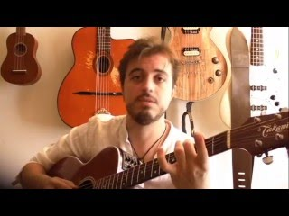 Tutoriel facile guitare grands débutants - Galago Music
