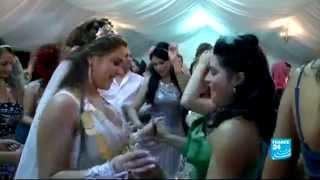 مراسم حفل الزواج لدى الغجر