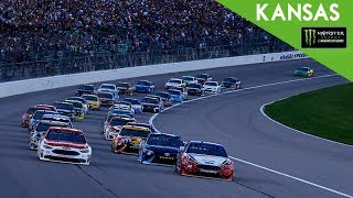 Monster Energy NASCAR Cup Series- Full Race -Go Bowling 400