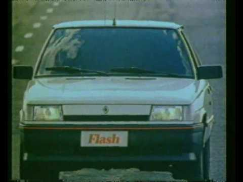 Renault 11 Türkiye Reklam