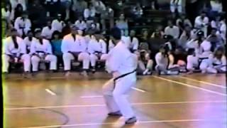 KOEI KAN Sensei Brian Frost - Kata Gojushiho