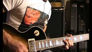 Pink Floyd - Comfortably numb solo cover (1+2)