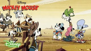 Mickey Mouse | Donald, indomable