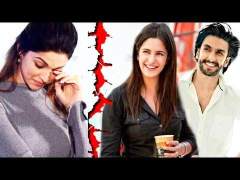 Katrina Kaif The Reason Behind Ranveer Singh & Deepika Padukone's SPLIT ?
