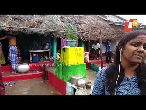 Xxx Mp4 Cyclone Titli OTV Live Reports From Gopalpur Beach 3gp Sex