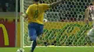 Brazil VS Croatia Highlights