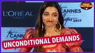Deepika Padukone's Unconditional Demands In Hollywood | Bollywood News