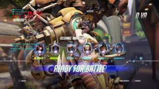 Overwatch Playing With Subs