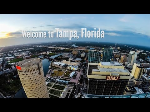 Welcome to Tampa Florida The Best City in the Nation
