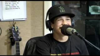 Austin Mahone interview and performance of