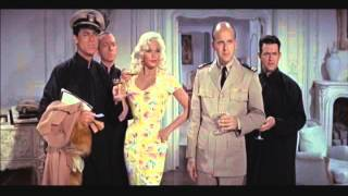 Jayne Mansfield - Nylons (Kiss Them For Me 1957) One of My Blonde Hollywood Inspirations!