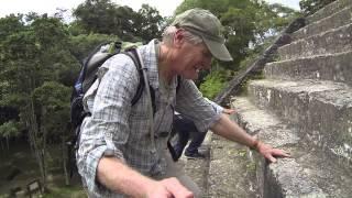 Tikal tour Mayan ruins