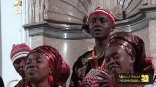 Lagos City Chorale (Nigeria): Atula Egwu, MUSICA SACRA INTERNATIONAL 2016 
