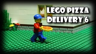 Lego Pizza Delivery 6 Teaser