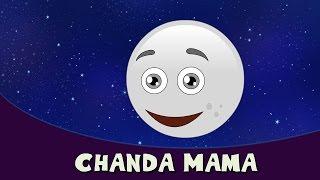 Chanda Mama Song - Hindi Balgeet | Hindi Rhymes For Children | Hindi Kids Songs | Hindi Poems