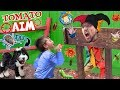 OREO has a TICK! Shawn Throws Tomatoes @ Clown + Lots of Bugs (FUNNel Vlog Vision)