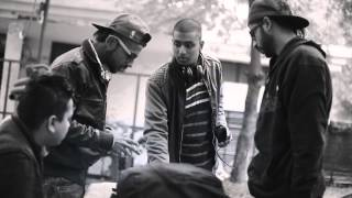 Kalam - Talwar x B-Desi x Shakhs ft. Sandeep Kaur | Music Video | Desi Hip Hop Inc