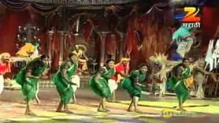 Marathi Paul Padte Pudhe Atkepar Zenda Jan. 23 '12 - Durgesh Nandini Group