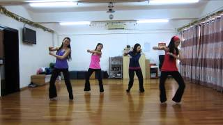 Bollywood Song Practice---Jiya Re (Mar 2013)
