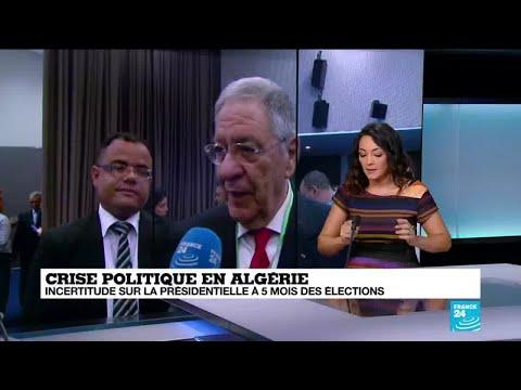 Xxx Mp4 Crise Politique En Algérie Incertitude Sur La Présidentielle à 5 Mois Des élections 3gp Sex