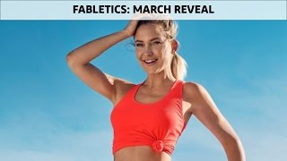 Kate Hudson Instagram Live Reveal March Fabletics Spring Athletics and Swim Wear Line