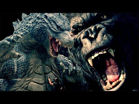 King Kong VS Godzilla: Epic Battle!