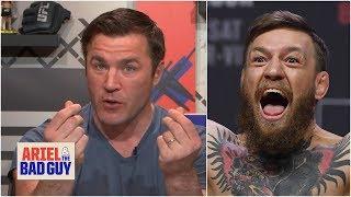 Conor McGregor vs. Jorge Masvidal would be rare heel vs. heel fight – Sonnen | Ariel & The Bad Guy