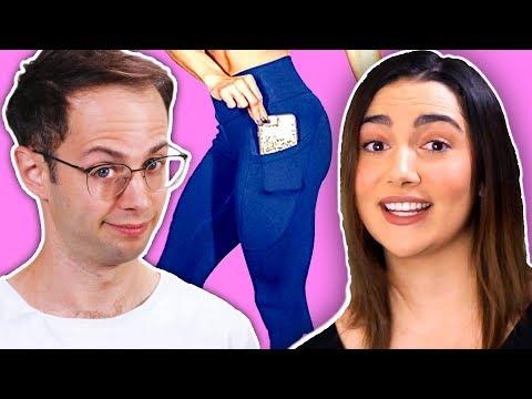 The Try Guys Wear Women's Pants feat. Safiya Nygaard