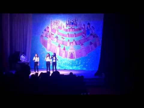 Tver State Medical University  Song by Indian girls