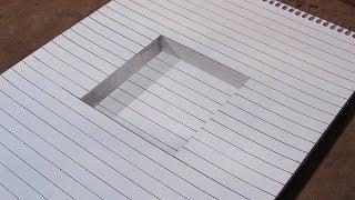 Basit 3D Tümsek Çizimi (kendin yap)