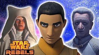 Star Wars Rebels Ending EXPLAINED and New EZRA Episode 9 Theories