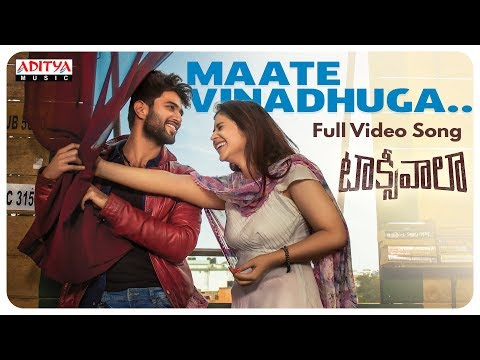 Xxx Mp4 Maate Vinadhuga Full Video Song Taxiwaala Movie Vijay Deverakonda Priyanka Sid Sriram 3gp Sex