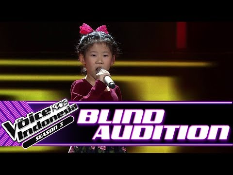Xxx Mp4 Kathlynn It S Oh So Quiet Blind Auditions The Voice Kids Indonesia Season 3 GTV 2018 3gp Sex