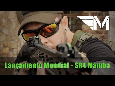 Xxx Mp4 Militia Airsoft Arsenal SRC Mamba SR4 Lançamento Mundial 3gp Sex