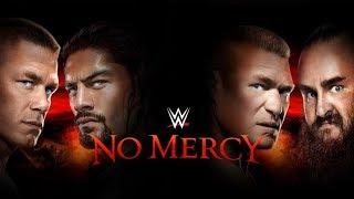 WWE No Mercy 2017 Full Show HD   WWE Raw 25 September 2017 Monday Night 9 25 17