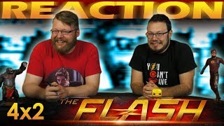 The Flash 4x2 REACTION!!