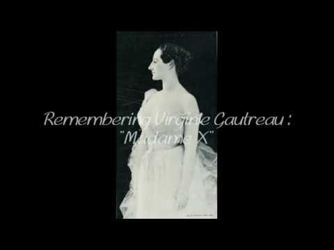 Xxx Mp4 Remembering Virginie Gautreau Madame X Photo Restoration Colorization 3gp Sex