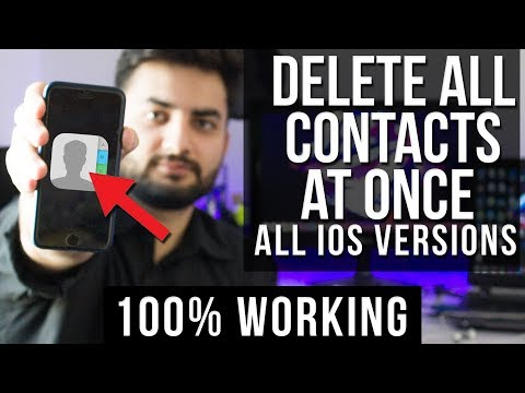 Xxx Mp4 How To Delete All Contacts From IPhone 8 7 6s 6 5 5s 3gp Sex