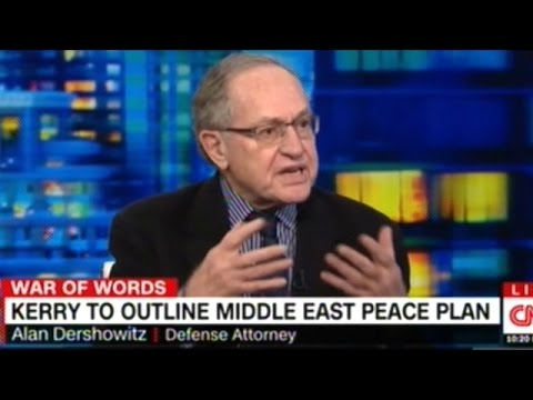According To The United Nations Jews Kill Babies And Take Their Organs Alan Dershowitz